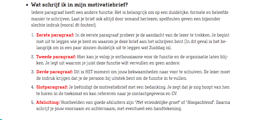 motivatiebrief sport en bewegen Motivatiebrief Sport | gantinova